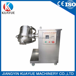 Stainless steel horizontal ribbon spice mixer machine for sale