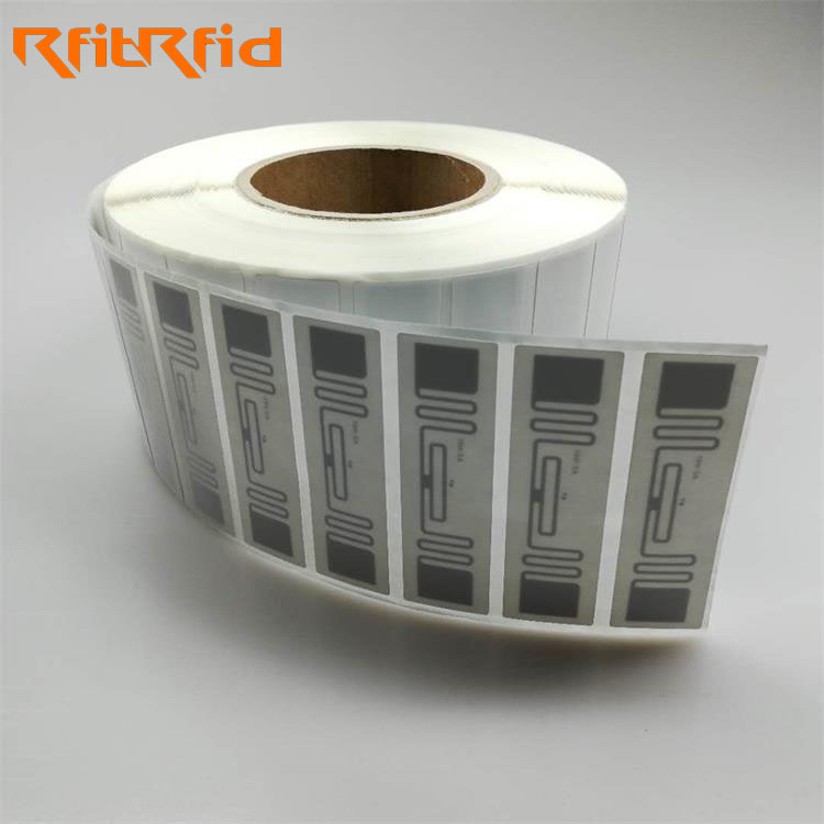 UHF Tamper Detection Passive RFID anti-theft rfid tag for Shoes Inventory  Management