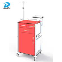 Hospital Furniture Type and Commercial Furniture General Use hospital emergency trolleys