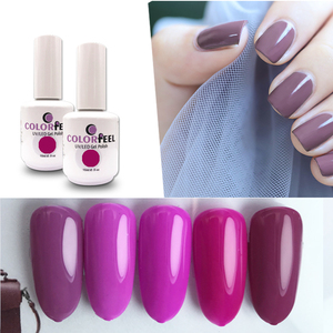 China factory wholesale oem/odm 240 colors professional nail uv light gel nails young nail products gel polishes