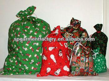 Christmas Fabric Gift Bags & Christmas Fabric Gift Bags - Buy Christmas Felt Gift BagCheap ...