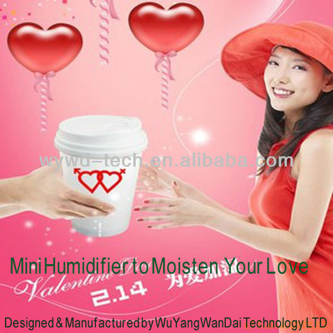 Personal Mini Humidifier Of Health Care Products For Company Or Business Souvenirs Gifts