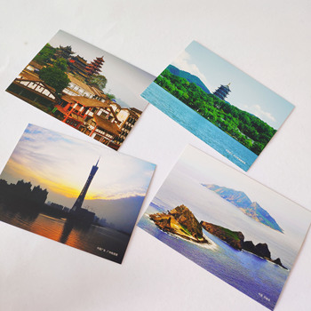 Hot Sale New Design Custom Printed Handmade Post Card,,Customized High Quality Design Color Poster Cards