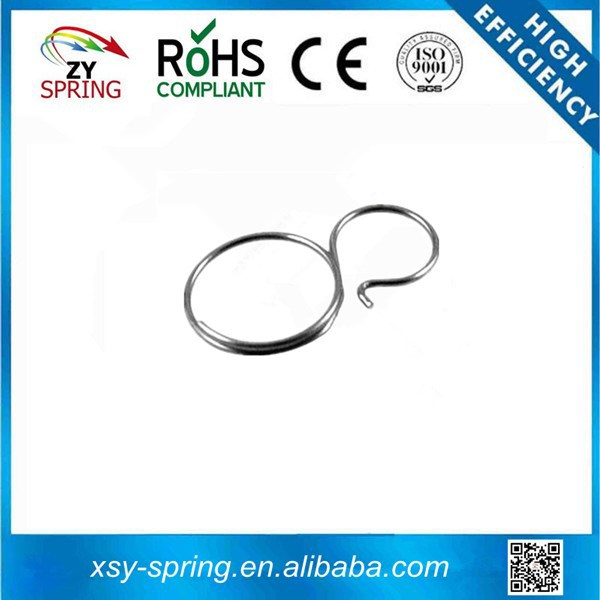 0.1-8mm high quality SUS304 ring key clip spring