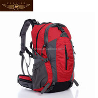 custom design hiking waterproof backpack bag