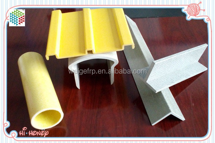 Good Quality pultruded fiberglass profiles
