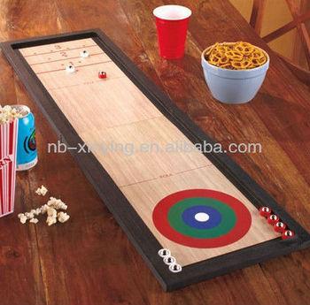 Tabletop Shuffleboard For Kids Mini Tabble Product On Alibaba