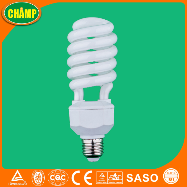 Spiral E27 30w Cfl Light Bulb With Cheap Price