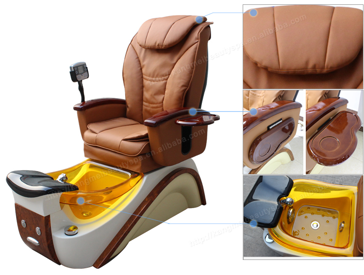wholesale foot spa chair&nail pedicure spa chair&jacuzzi foot spa pedicure spa chair