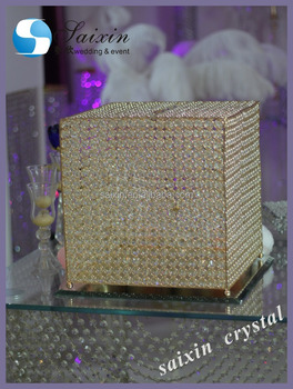 gorgeous gold wedding invitation card box zt 198 buy luxury