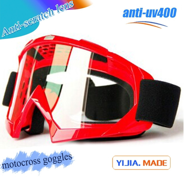 Popular Anti-scratch Anti-uv Custom racing motocross MX Goggles