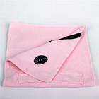 super sweat absorbent zip pocket microfibre cloth sports towel