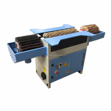 Massief houten drum sander <span class=keywords><strong>machine</strong></span> rand sander borstel schuren <span class=keywords><strong>machine</strong></span>