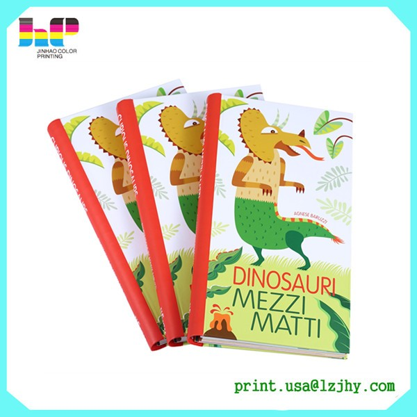 Wholesale Fashion Design Printing Paper Kids Books Educational ...