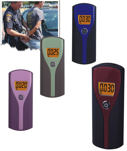Alcohol Test Machine 6880S 3-digits Alcohol Breathalyzer Tester Roadway Safety