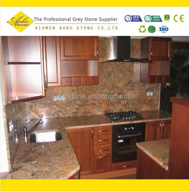 Kitchen Cabinets And Countertops Cost: Cream Bordeaux Kitchen Granite Countertops Prices,Cheap