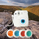 2016 Hot Selling Fujifilm Polaroid 4 Color Close-up Lens For Instax Mini 25 Instant Camera