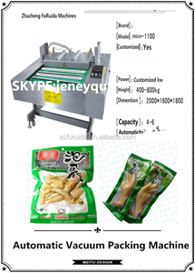 fishing vacuum packing machine/chicken feet vacuum sealer