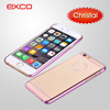 EXCO OEM / ODM Fashion Transparent Crystal Diamond phone case / cover for iphone 6s / 6S plus