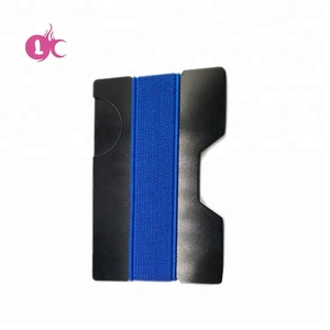 Factory wholesale high quality hot sale new design metal aluminium rfid credit card holder wallet