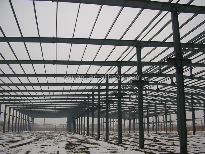 Design steel structure workshop steel products