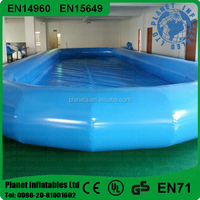 Customized Top Quality Large Inflatable Deep Pool For Water Game