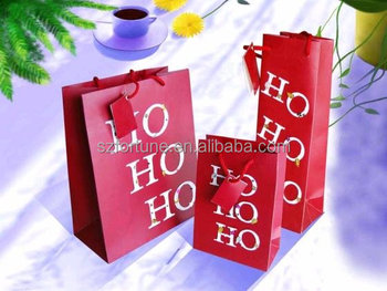 China High-end Paper Shopping Bag Brand Name,Luxury Branded Paper ...