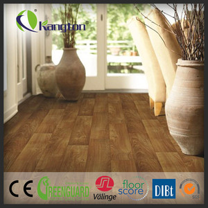 Indoor Usage and Plastic Flooring Type Wood Look Anti Slip Pvc Flooring from Kangton