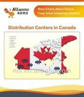 ocean freight logistics to montreal