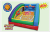 mini sports, inflatable basketball game for kids, mini sports games