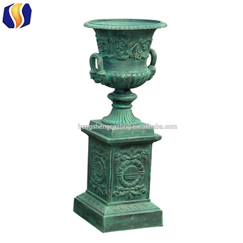 Antique Garden Cast Iron Flower Pots /planter Pot /garden Urns , Buy  Antique Cast Iron Flower Pots /planter Pot /garden Urns,Garden Cast Iron  Flower