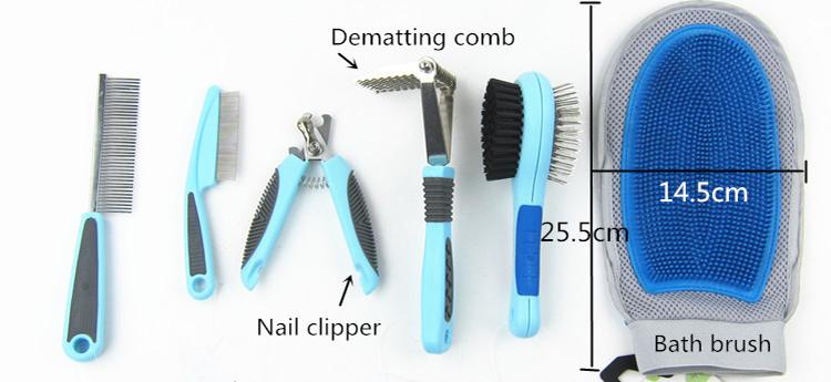 7 In 1 Multifunction Dog Grooming Kit,Pet Grooming Kit  With Low Price