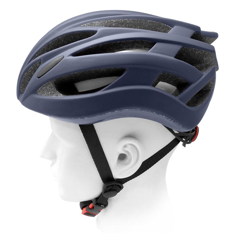 Lightweight great ventilation blue color bike helmet 5