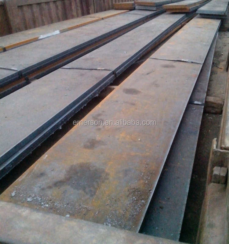 Astm A36 Dimension 4''x8'' Mild Steel Plate With Cutting