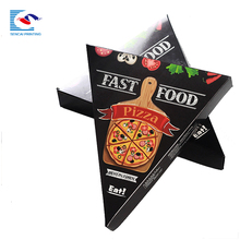 Art Papier Driehoek Custom Gedrukt <span class=keywords><strong>Pizza</strong></span> <span class=keywords><strong>Box</strong></span>