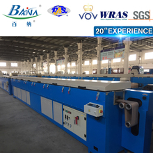 Perfect after-sales service rubber extruder production line extrusion machine