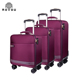 3pcs 16/20/24 inch Luggage box sells well Oxford suitcase, business suitcase, soft luggage for women with TSA Lock