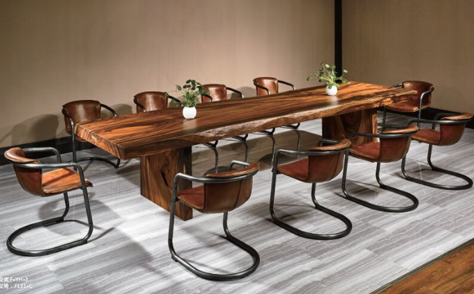 Vintage Solid Wood Conference Table In Original Ecological Style   Buy  Vintage Solid Wood Conference Table Product On Alibaba.com