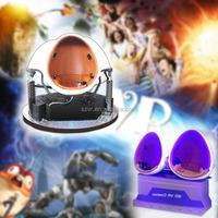 Easy installation 9dvr machine 9d egg vr virtual reality 9d cinema quick return business