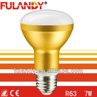 10w R63 led light bulb e27 led bulb light 800 lumen high brightness ushine light science and technology shanghai