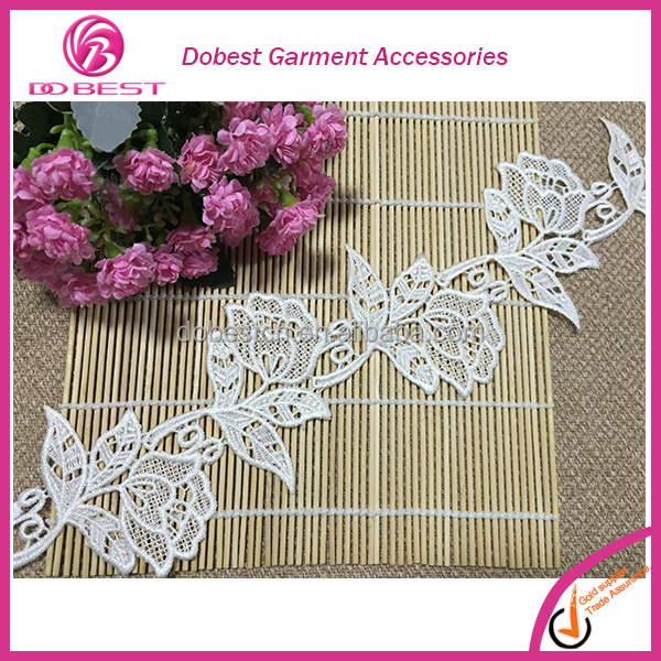 China Supplier Chemical Lace,Bridal Lace Fabric Chemical Lace Designs