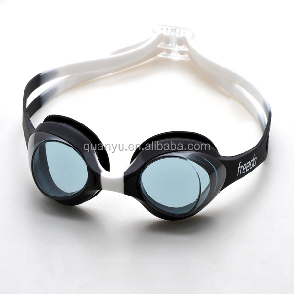 waterproof silicone rubber camera swimming goggles