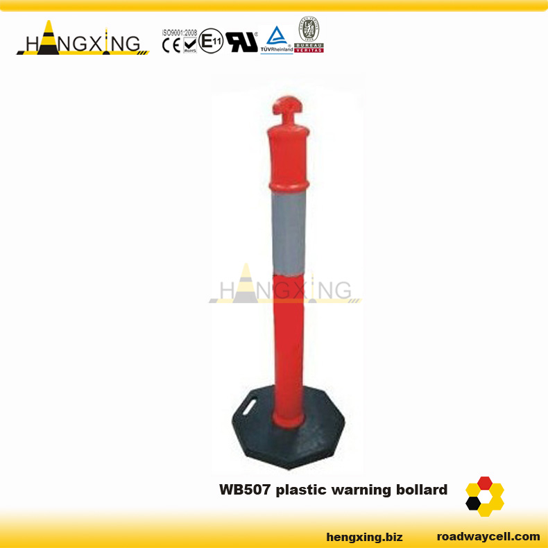 WB507 road sign post/traffic signal post
