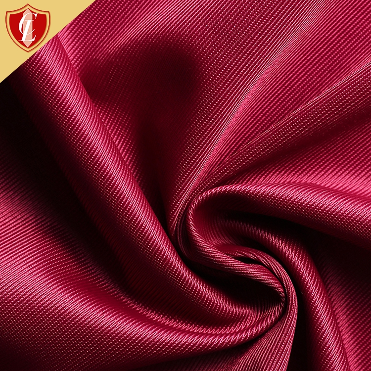 Custom Red Polyester Wholesale Tie Dye Fabrics