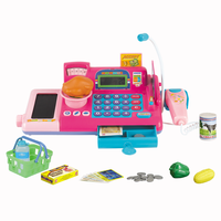 Learning Resources Pretend Play Calculator Cash Register, Regular ,Standard Packaging