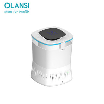 Portable Table Top Mini Personal Air Purifier For Office And Homeuse