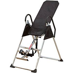 Get Quotations · Inversion Table Fitness Exercise Cardio Workout Training  Home Gym Equipment Relieves Stress Neck Pain Relief Back