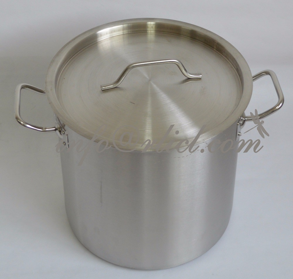 5 Gallon In Acciaio Inox 304 Home Brew Bollitore Kit Heavy duty 3-ply fondo Homebrewing Stock Pot