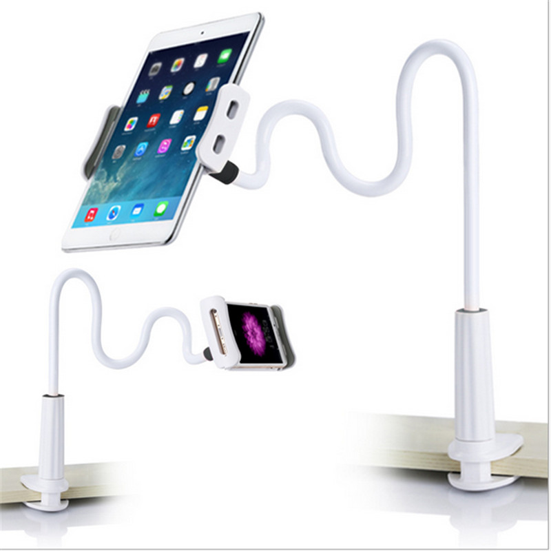 Flexible Mobile Phone Holder Desktop Bed Lazy Bracket Mobile laptop Stand from evergreentech phone accessory wholesale