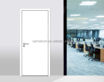 White Laminated Interior Flush Doors